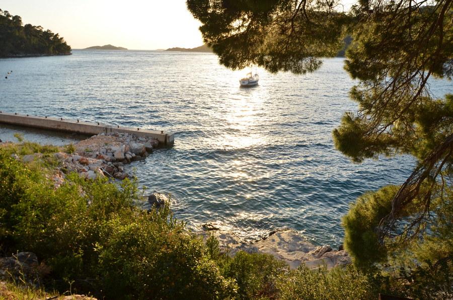 Građevinsko zemljište - prvi red do mora - Brna, otok Korčula - brna gradjevinsko zemljiste prvi red 05