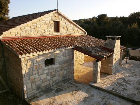 Kamena kuća i poljoprivredno zemljište - Žrnovo - birisice 063