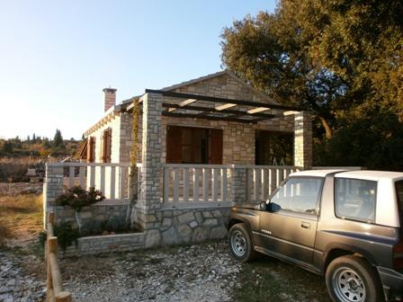 Kamena kuća i poljoprivredno zemljište - Žrnovo - birisice 066