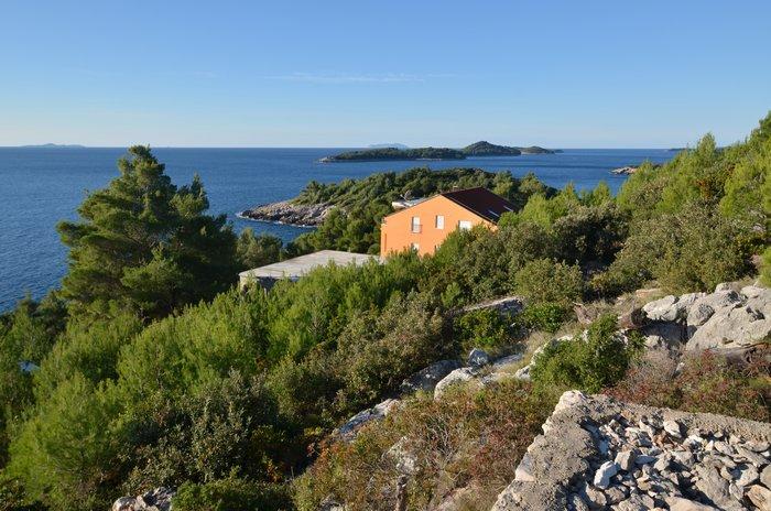 Građevinsko zemljište 50 metara od mora Vinačac - Korčula - gradjevinsko zemljiste vinacac 03
