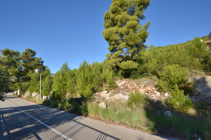 Građevinsko zemljište 50 metara od mora Vinačac - Korčula - gradjevinsko zemljiste vinacac 04