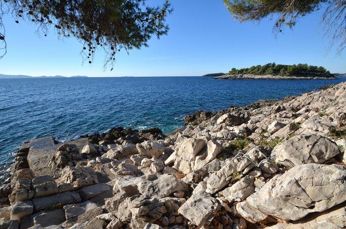 Građevinsko zemljište 50 metara od mora Vinačac - Korčula - gradjevinsko zemljiste vinacac 08